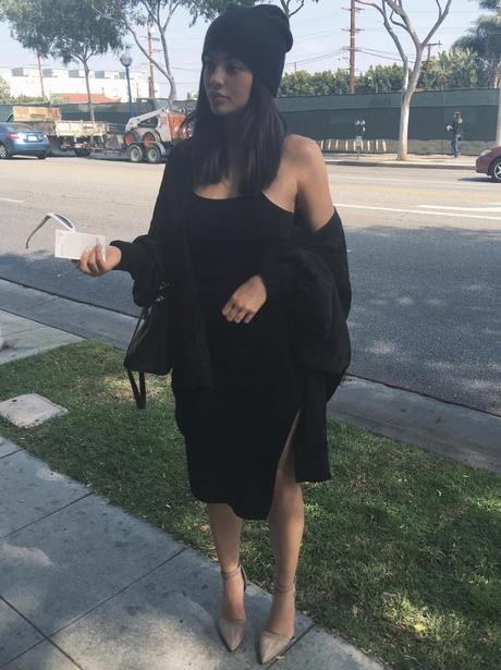 Kylie Jenner in OOTD