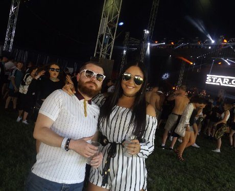 X Music Festival - Friday Part One
