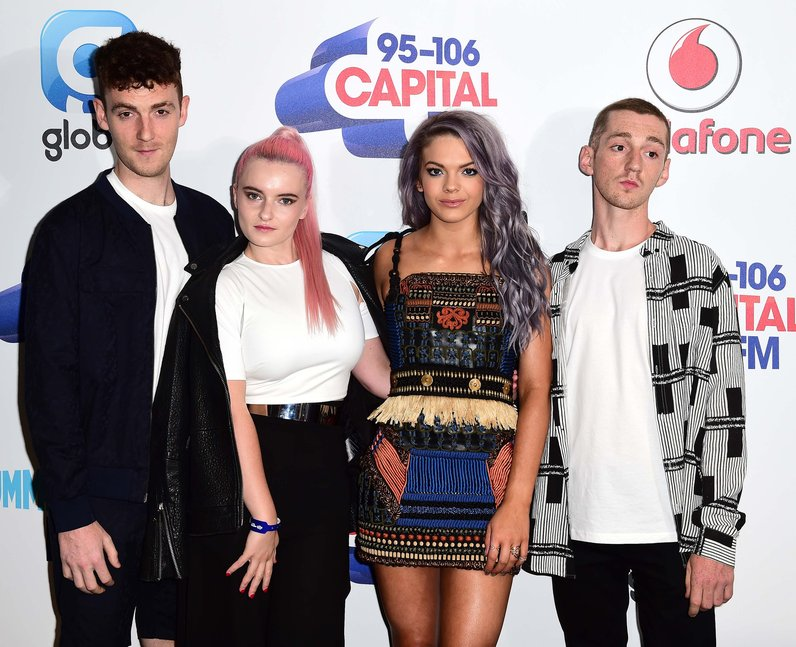 Clean Bandit and Louisa Johnson Summertime Ball 20