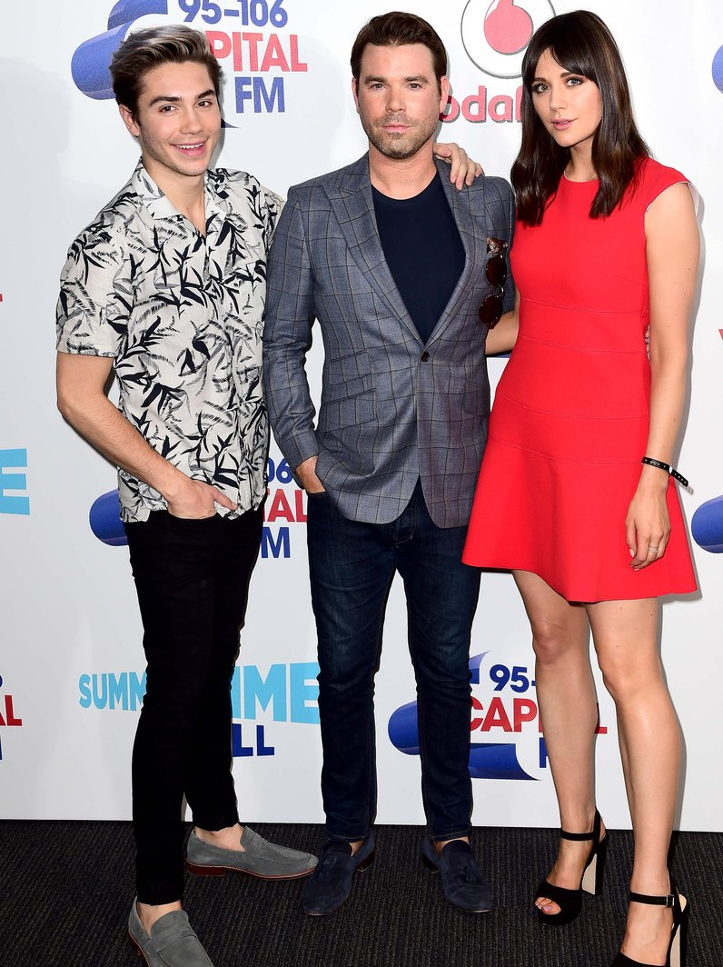 Dave Berry George and Lilah Summertime Ball 2016 R