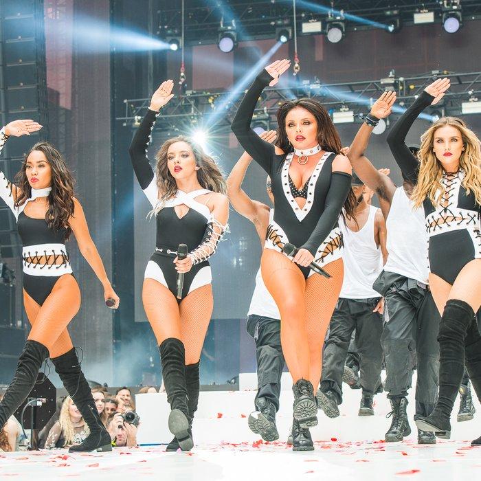 Little Mix - 'Secret Love Song' (Live At The Summertime Ball