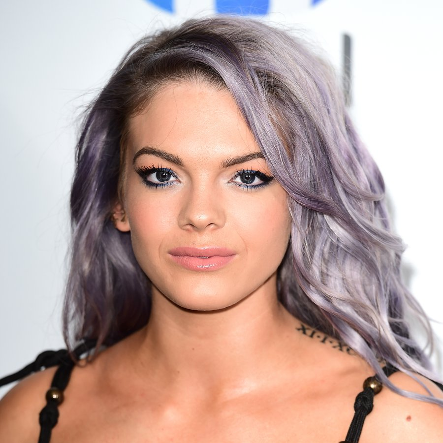 Louisa Johnson Summertime Ball 2016 Red Carpet