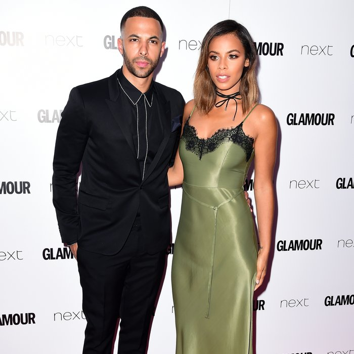 rochelle marvin humes pregnant
