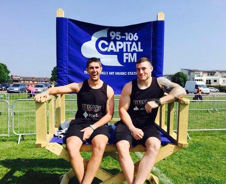 Race For Life Nottingham - Part One!