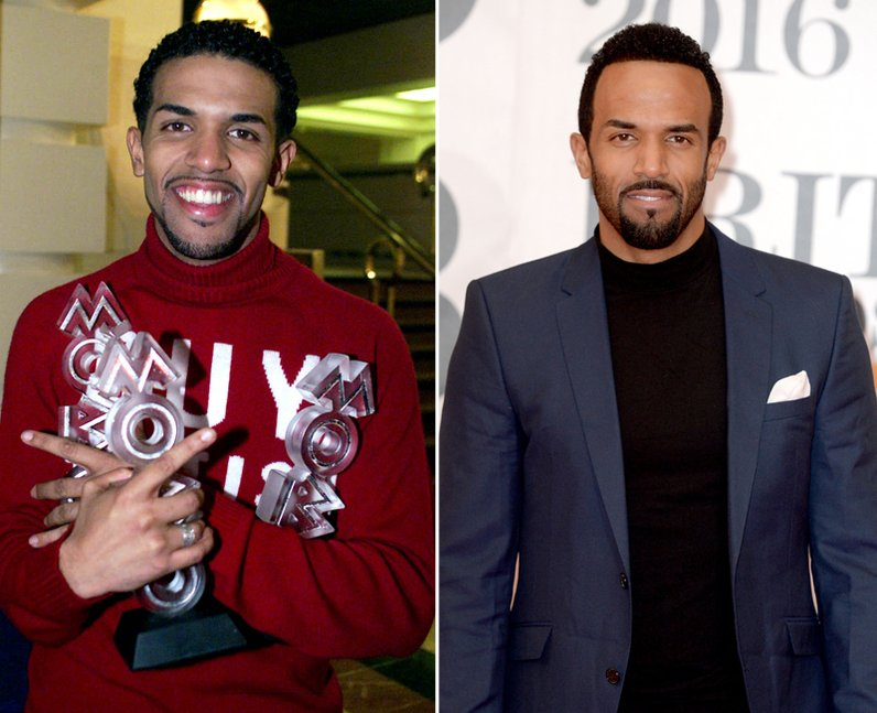 STB Lineup Then & Now - Craig David