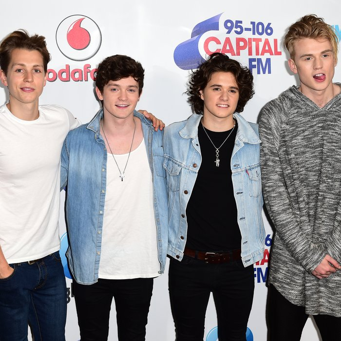Shes got a great voice the vamps reveal theyd love to get zara the vamps want brooklyn beckham to rap on their new album m4hsunfo