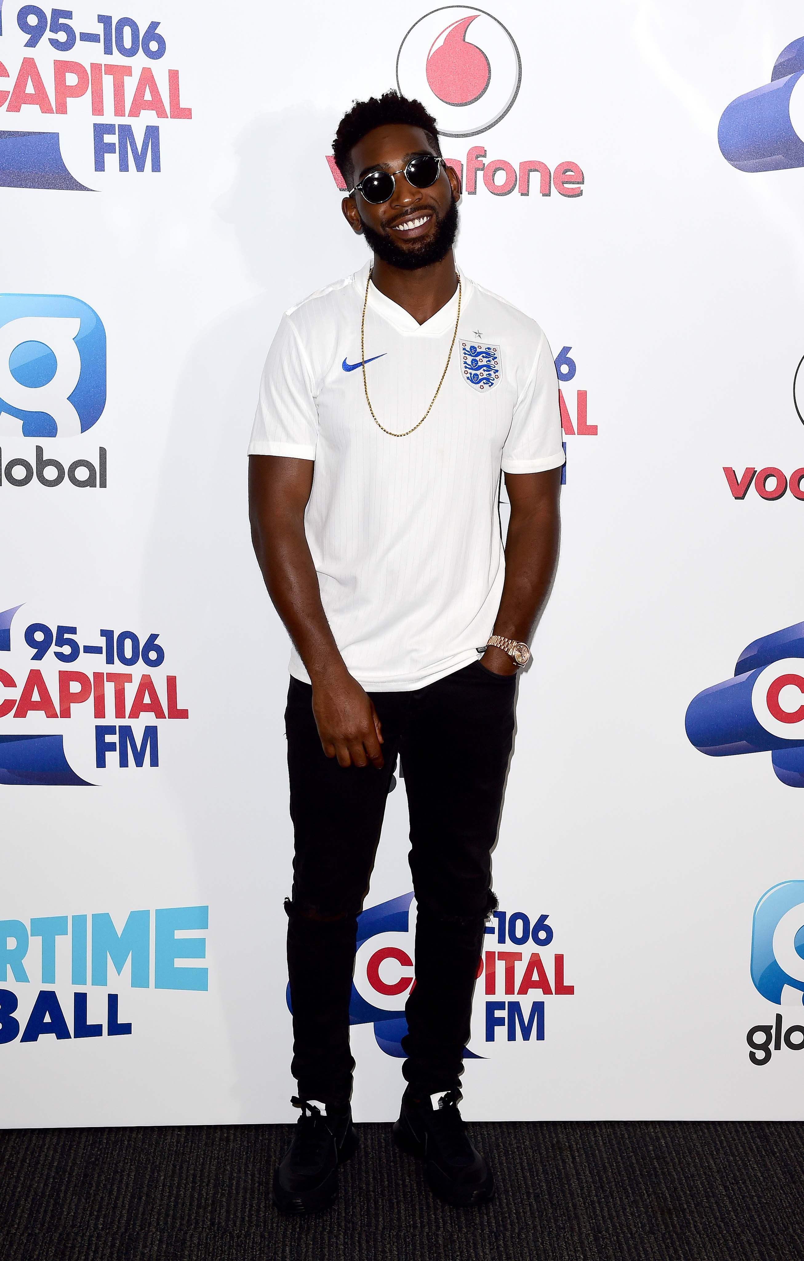 Tinie Tempah Summertime Ball 2016