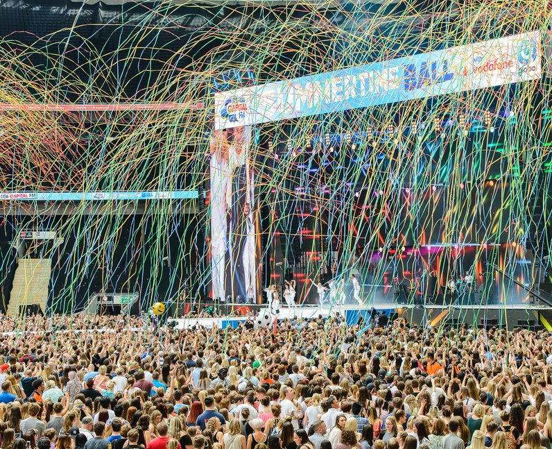 Years & Years Summertime Ball 2016