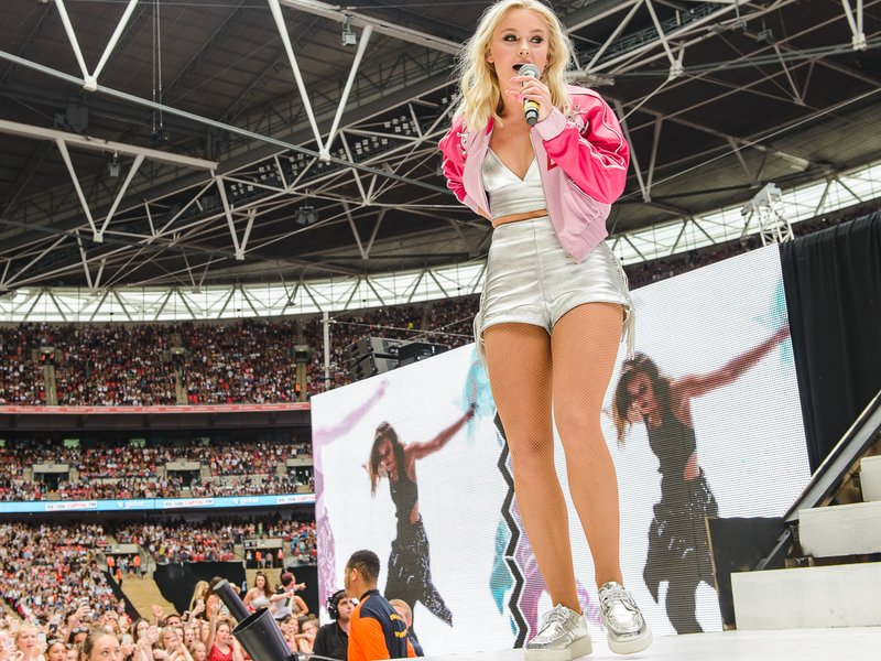 Zara Larsson Summertime Ball 2016
