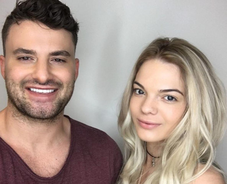 Louisa Johnson goes back to blonde