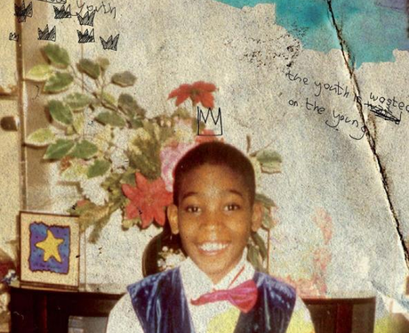 Tinie Tempah Throwback picture