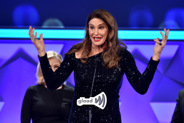 Caitlyn Jenner GLAAD Awards 2016