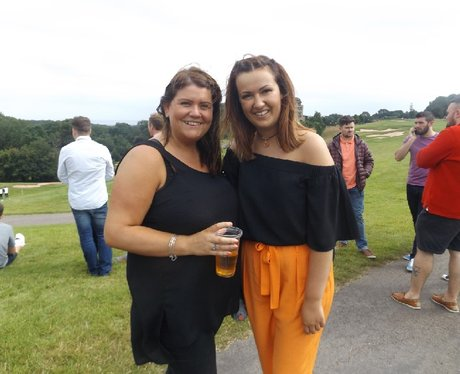 Celebrity Golf At The Celtic Manor