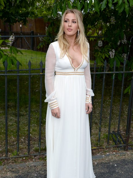 Ellie Goulding, Serpentine Gallery, Party