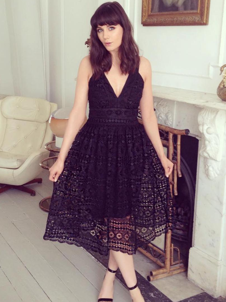 Fashion Moments 7th July Lilah Parsons