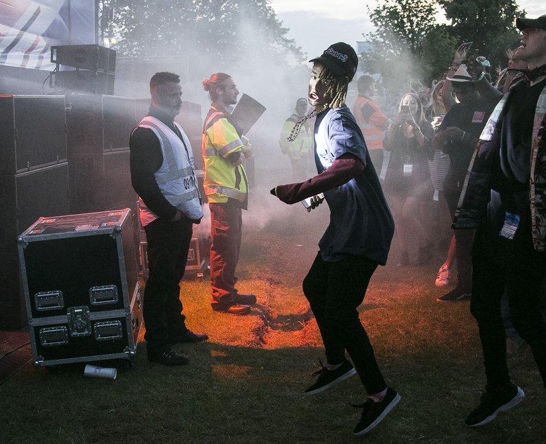 Jaden Smith Wireless Festival 2016