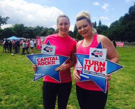 Race for Life Derby