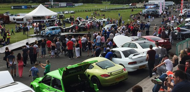 Get Yourself To The Newcastle Car Show Capital North East - Car shows north east
