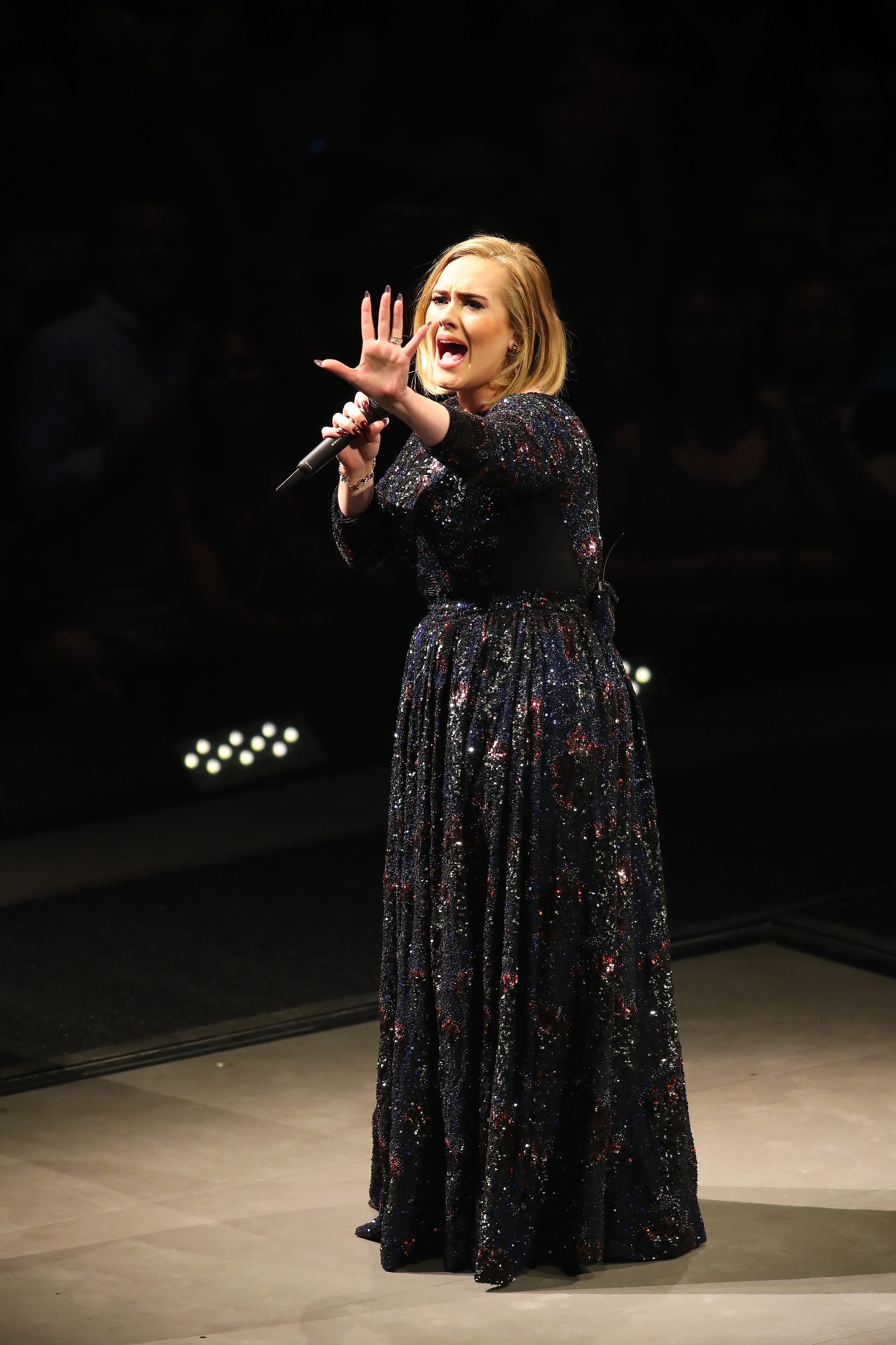 Adele at the Adele Live 2016 - North American Tour