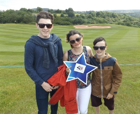 Celebrity Golf At The Celtic Manor - Sunday
