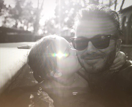 David Beckham wishes Harper a happy 5th birthday i