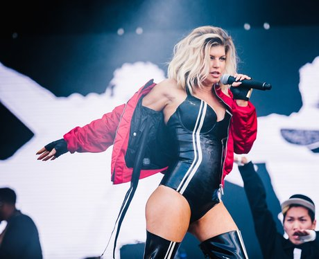 Fergie Wireless Festival Live 2016