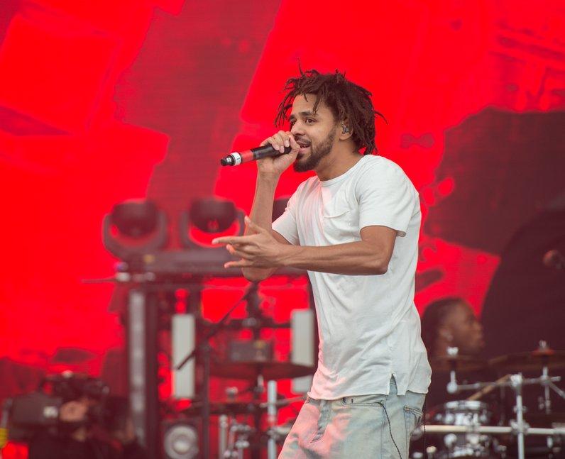 J.Cole Wireless Live 2016