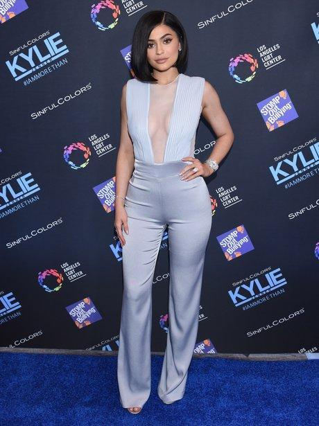 Kylie Jenner jumpsuit