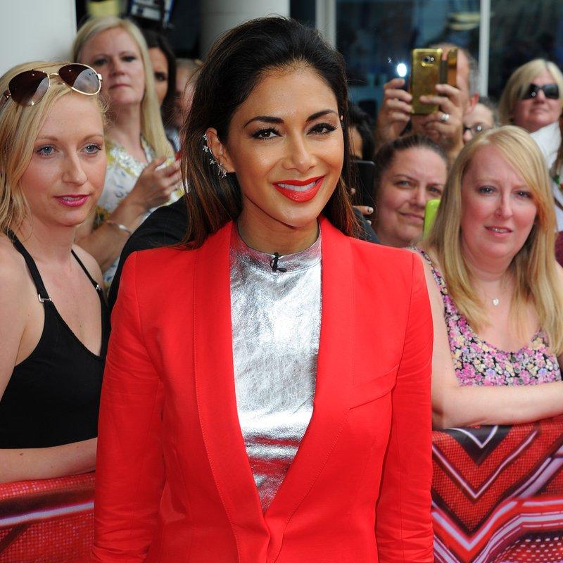 Nicole Scherzinger X Factor Auditions 2016 - Leicester