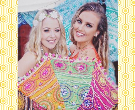 Perrie Edwards 23rd Birthday Party
