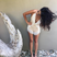 Image 3: Shay Mitchell shows off her 'island hair'