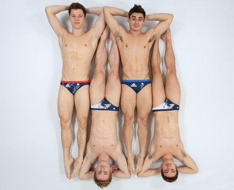 Team GB Divers 2016