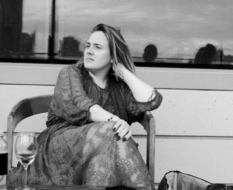 Adele on Instagram