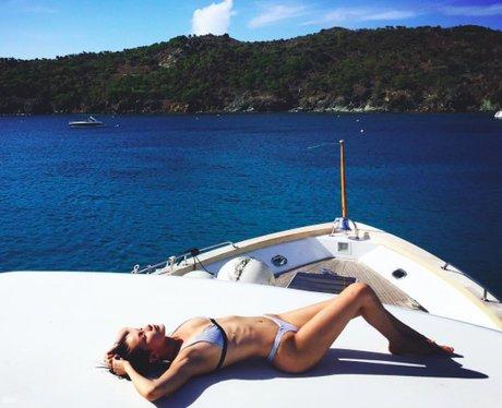 Bella Hadid bikini Insatagram