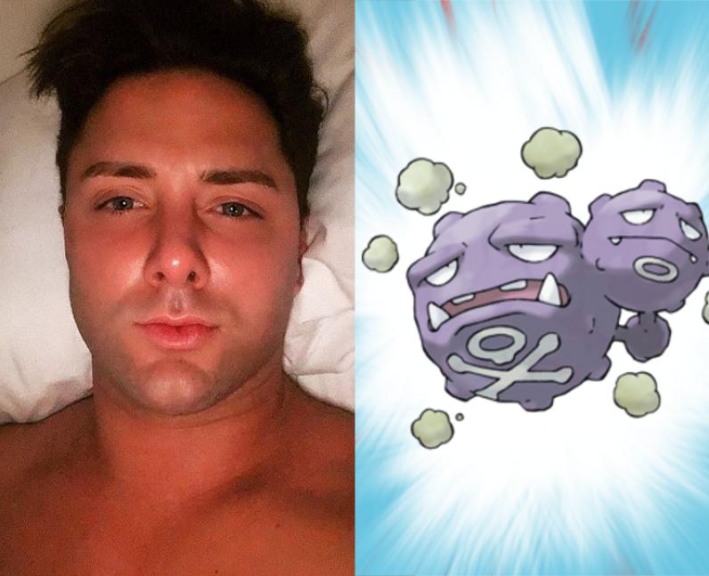 Geordie Shore as Pokémon