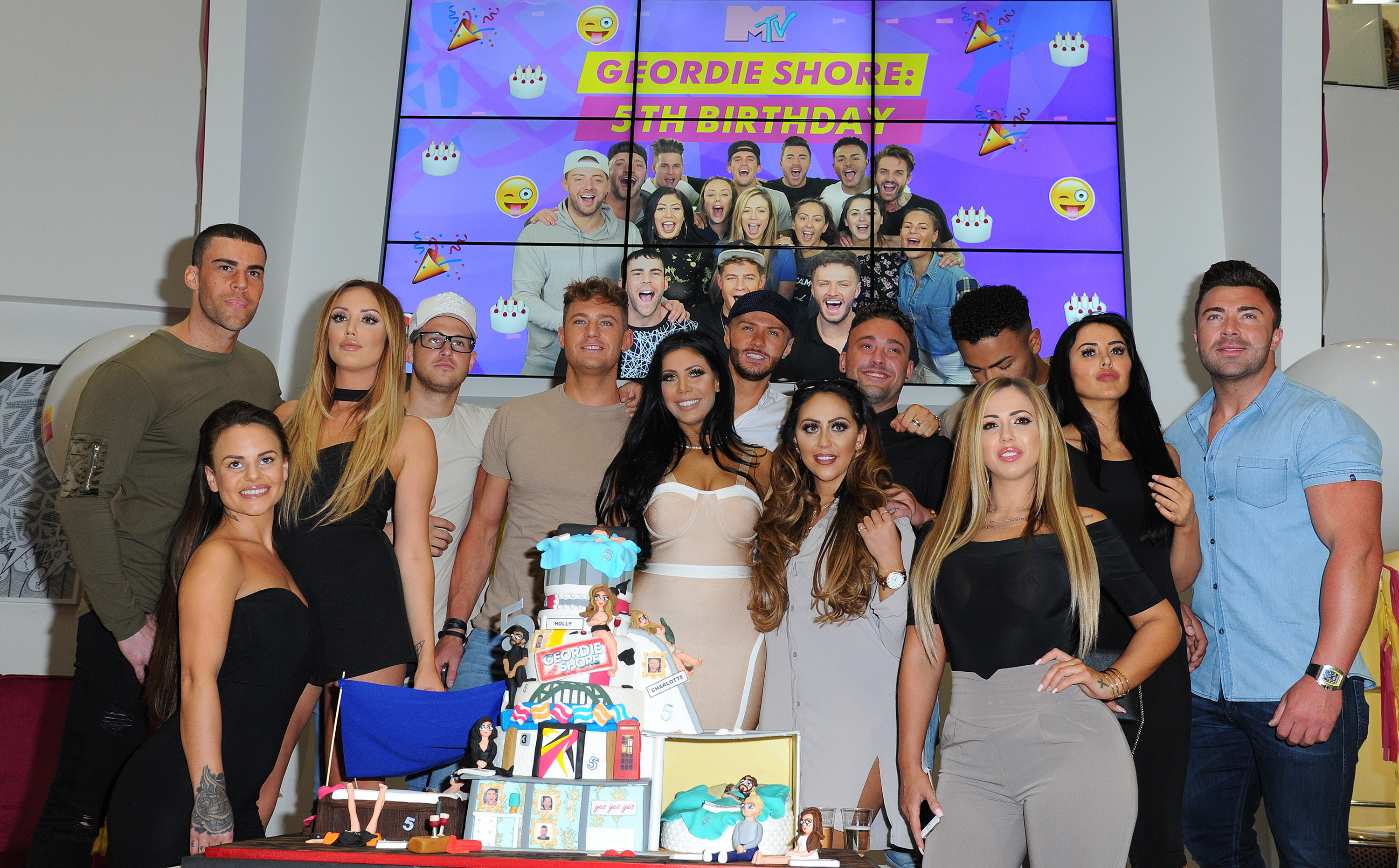 Geordie Shore Birthday