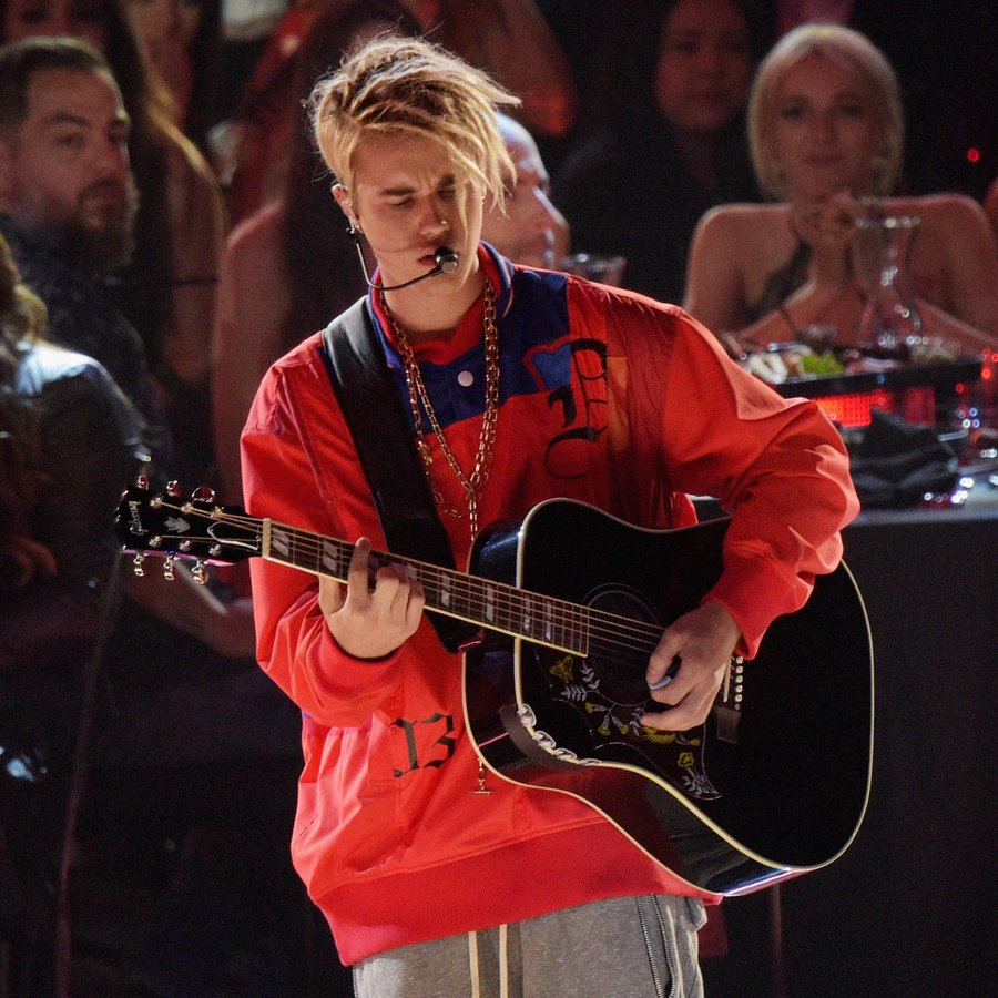 Justin Bieber iHeartRadio Music Awards