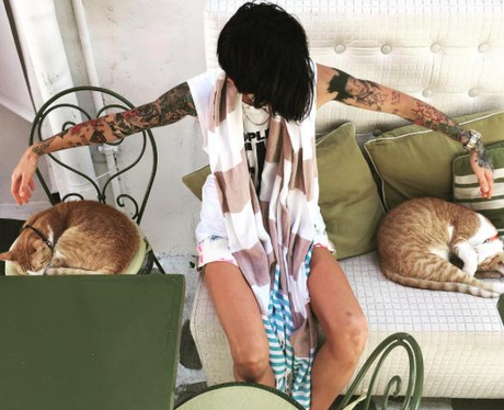 Ruby Rose Fashion Moments Instagram