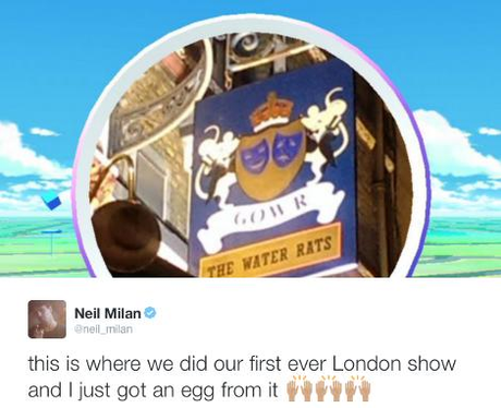 Tweets of the Week (22nd July 2016)