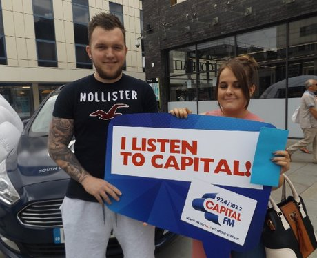 Capital Cash Runner Friars Walk
