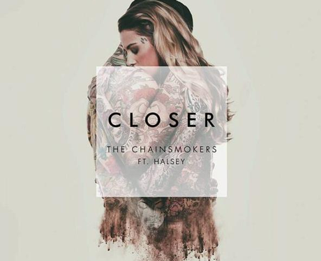 Halsey The Chainsmokers Artwork