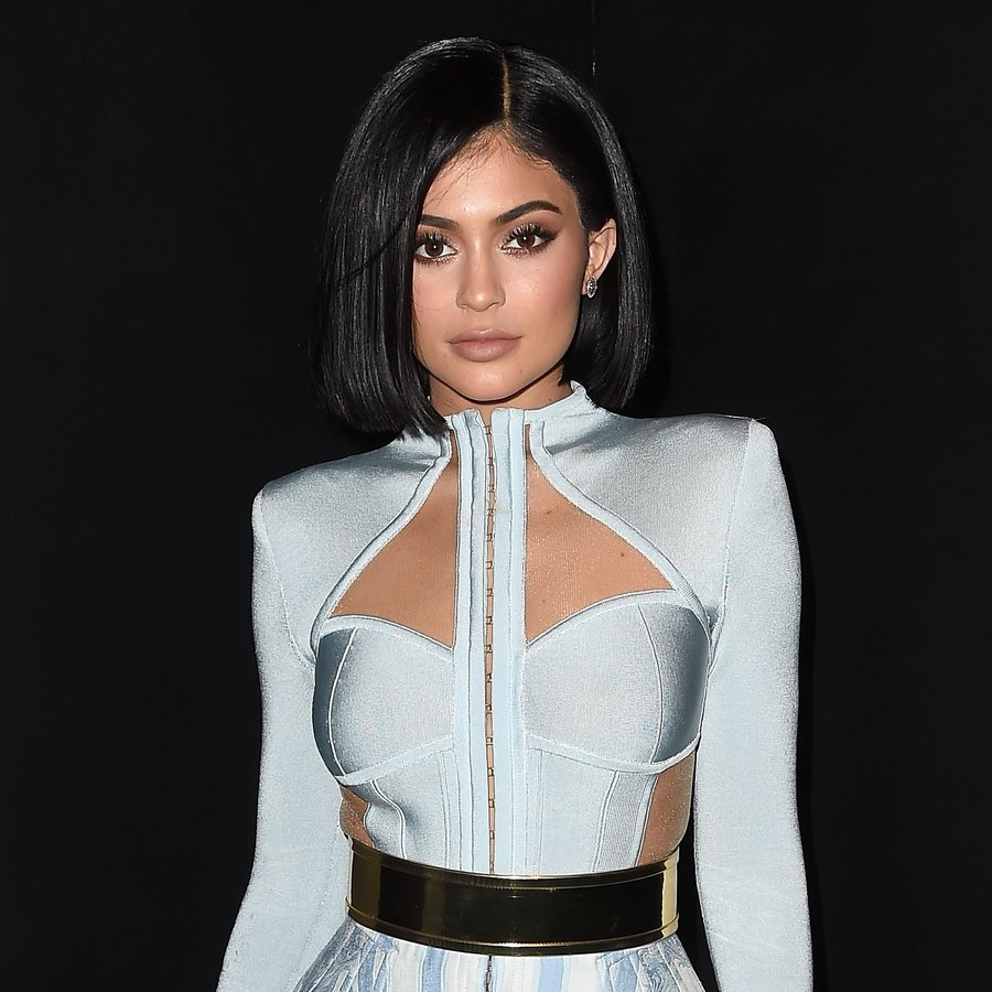 Kylie Jenner Balmain And Olivier Rousteing Celebrate After The Met Gala
