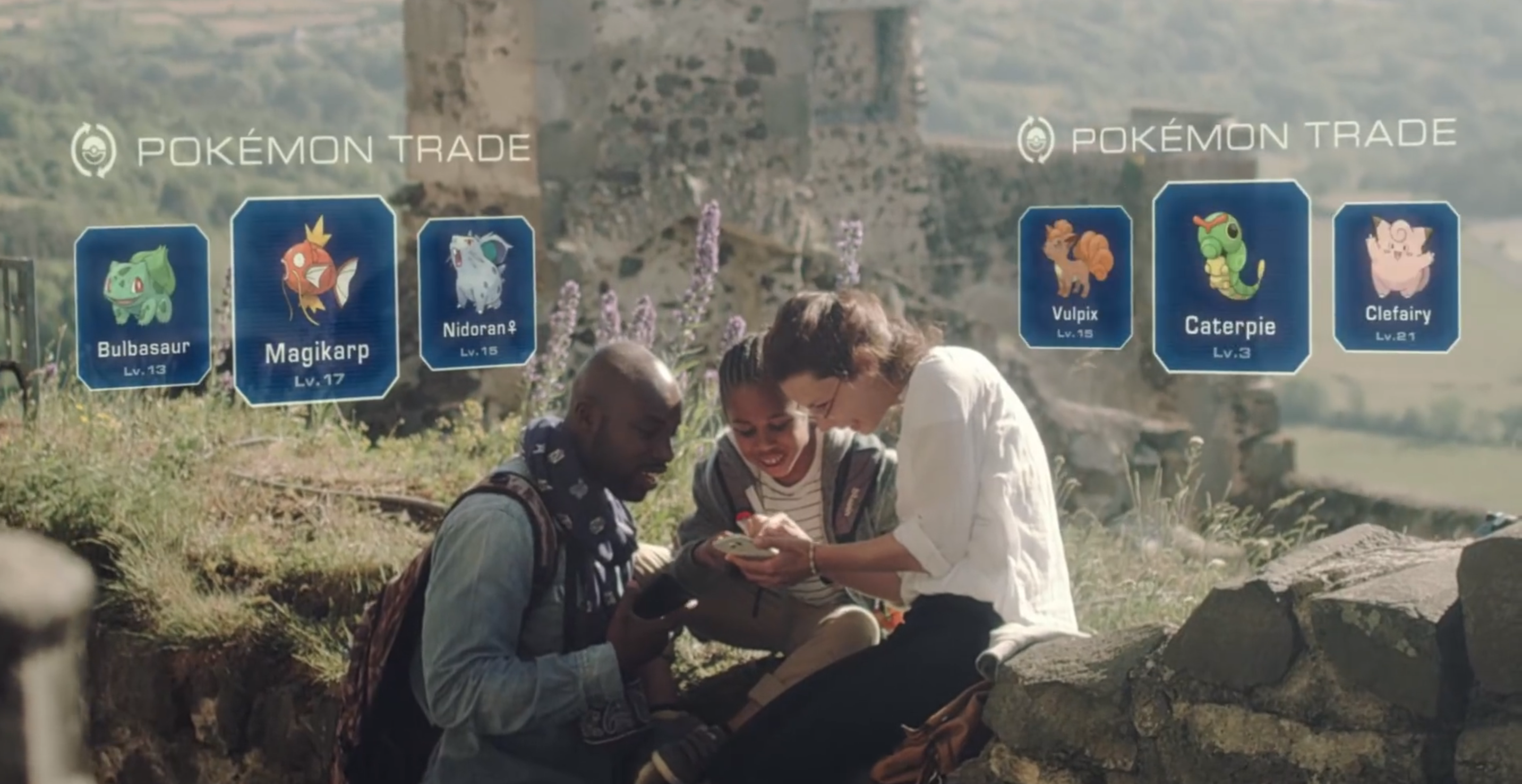 Pokemon GO Trading