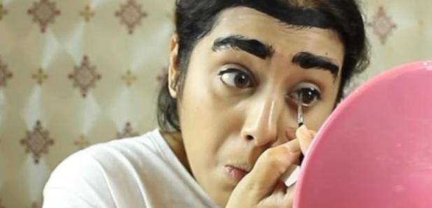 Zayn malik makeup