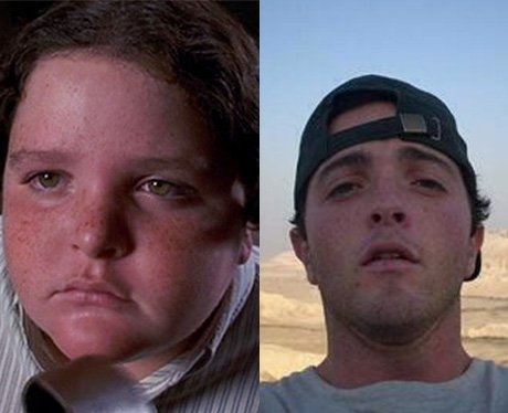 Bruce Bogtrotter then and now