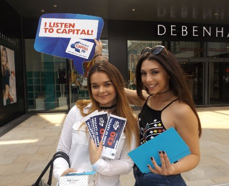 Capital Cash Runner Friars Walk Day 2
