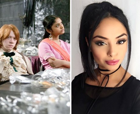 Harry Potters Padma Patil is all grown up