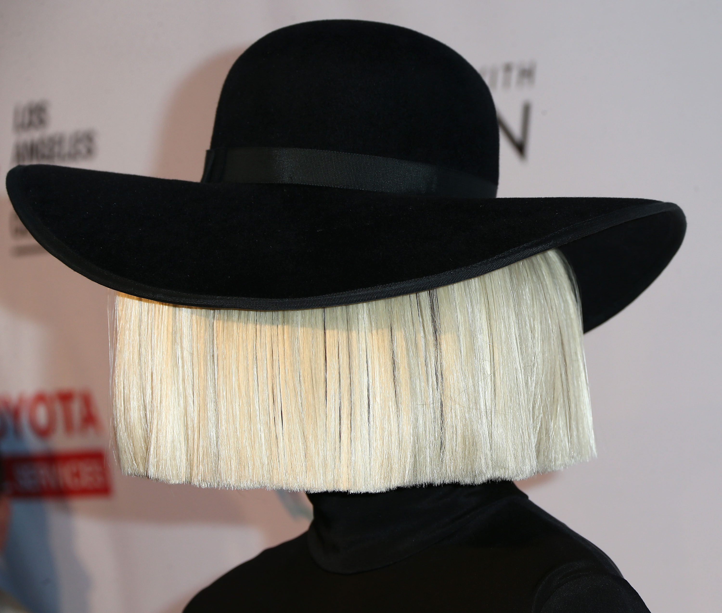 Sia at An Evening With Women Benefitting The Los A
