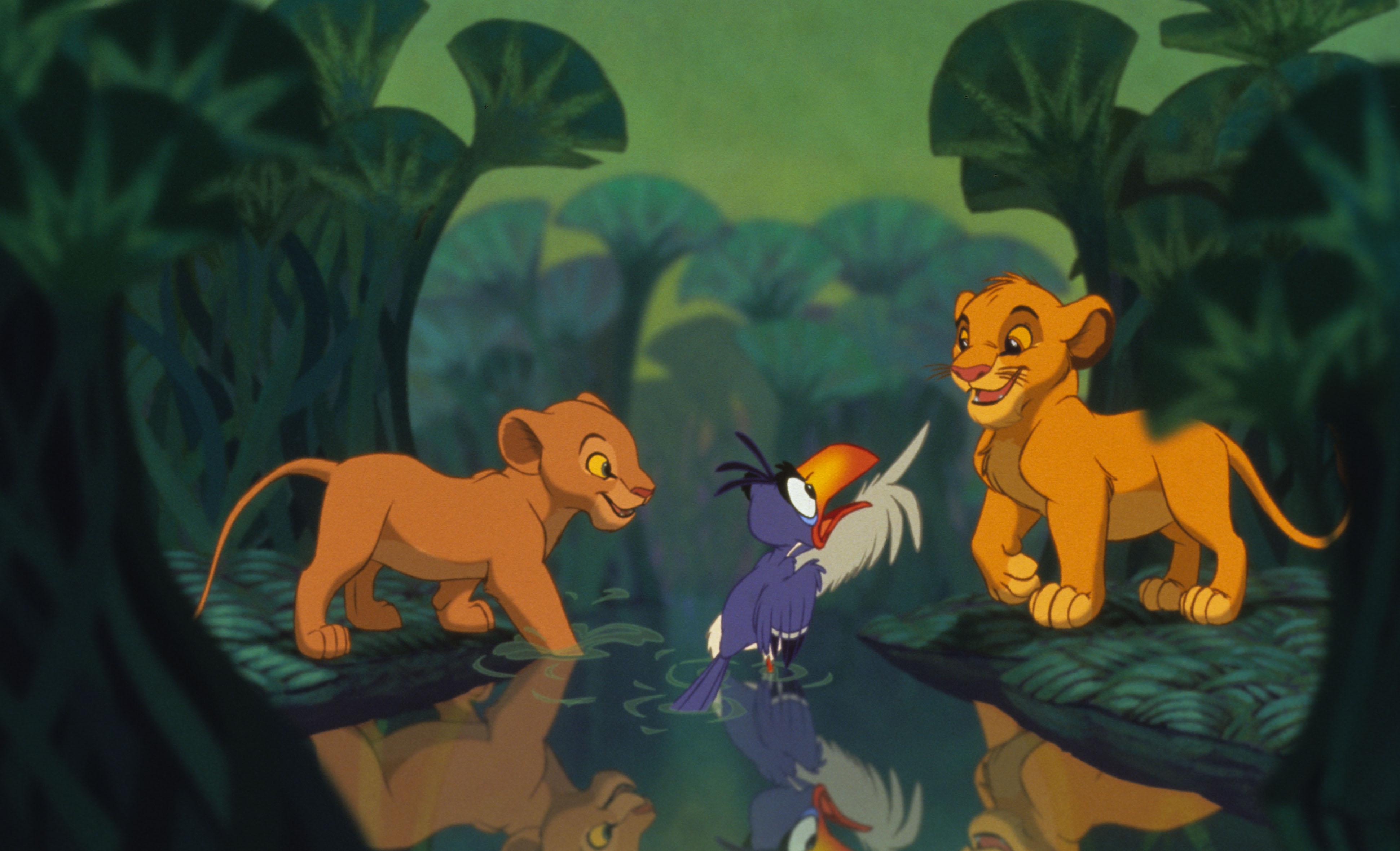 The Lion King Film Stills