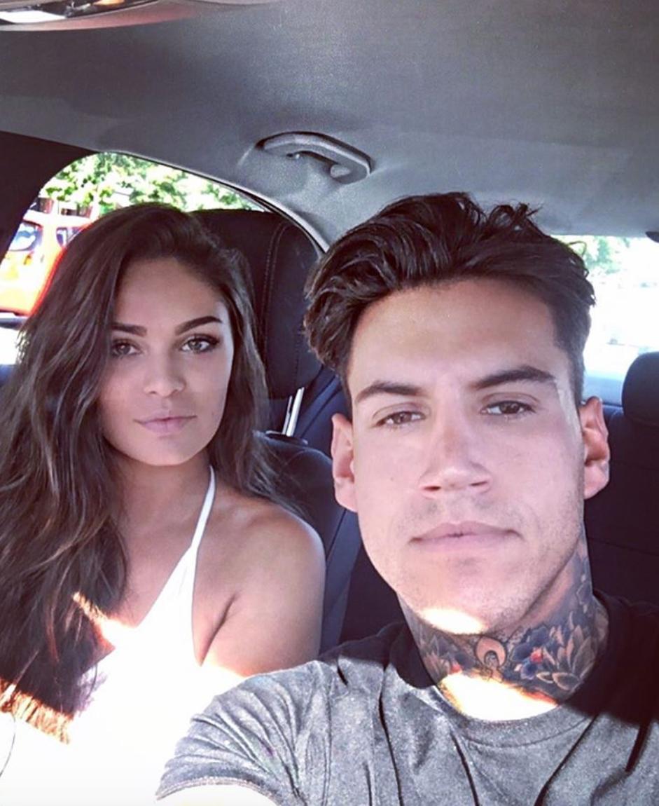 Emma & Terry Love Island